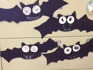 Going Batty in 1st Grade! - First Grade Roars!
