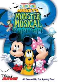Mickey Mouse Clubhouse: Mickey s Monster Musical (2015) บ้านมิคกี้แสนสนุก: ปราสาทปีศาจ แสนสนุก