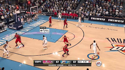 Screenshots NBA2K 17 PS3