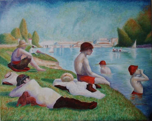 14-Georges-Seurat-cristiam-Ramos-Candy-Nail-Polish-Toothpaste-for-Sculptures-Paintings-www-designstack-co