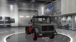 Magirus Deutz Truck