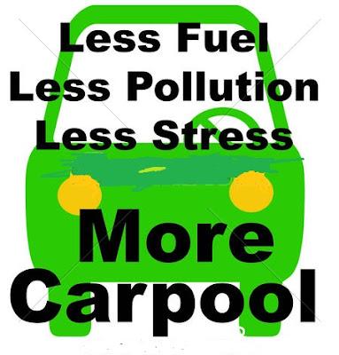 importance of carpooling