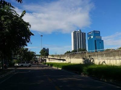 バンコクの晴天