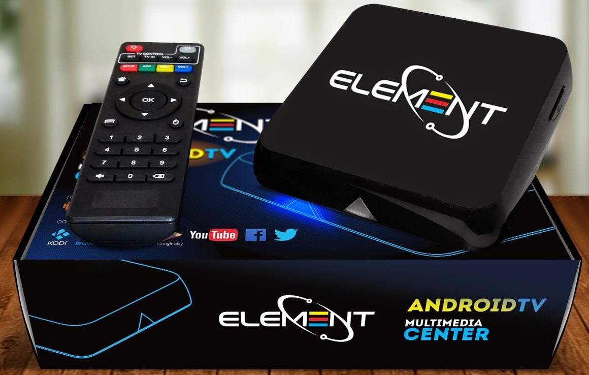 Element Ti4 Quad Core Android TV Box Review - 13Reviews