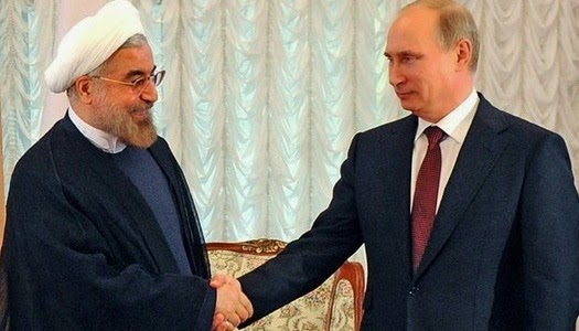 Acuerdo militar entre Rusia e Irán