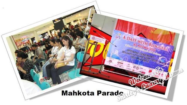 melaka mahkota parade bloggers event