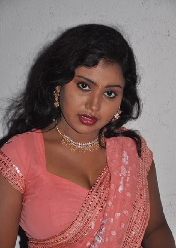 Latest Hot Tamil Actress Nalini Spicy Saree Pictures