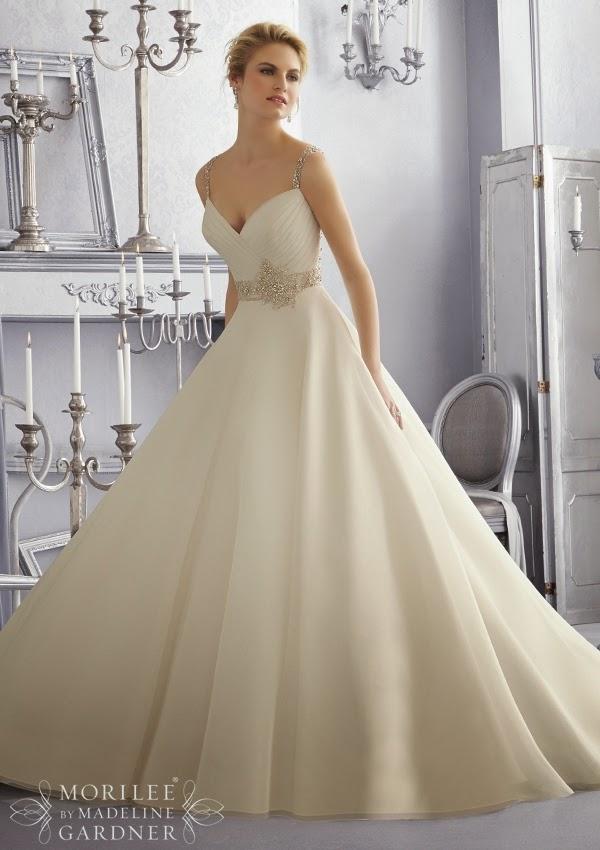 Mori lee voyage wedding dress style 678