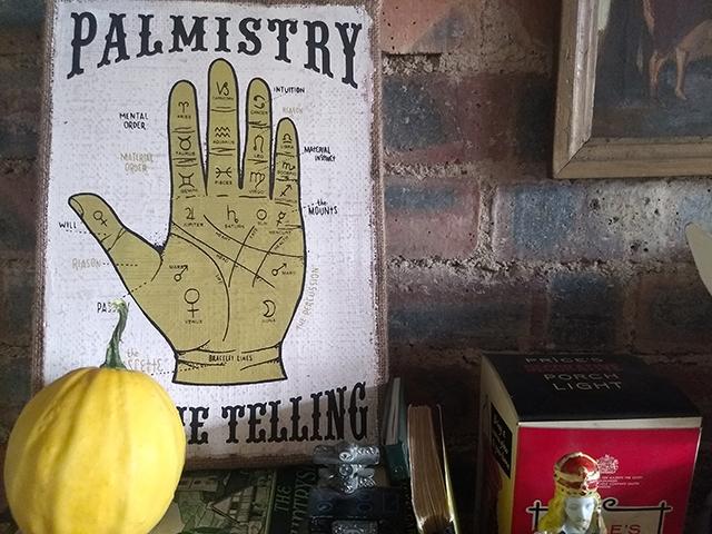 palmistry sign