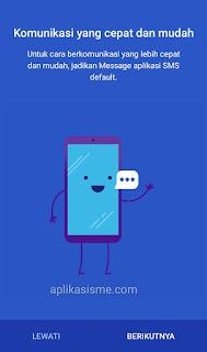 cara kirim sms dari komputer
