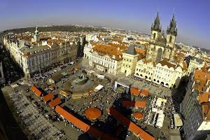 Kota Tua Praha