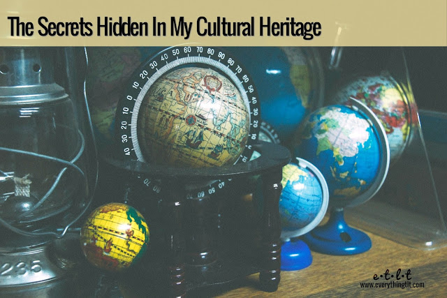 The Secrets Hidden In My Cultural Heritage - the results of my AncenstryDNA test