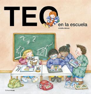 Cuentacuentos con Teo y Club de Lectura Infantil