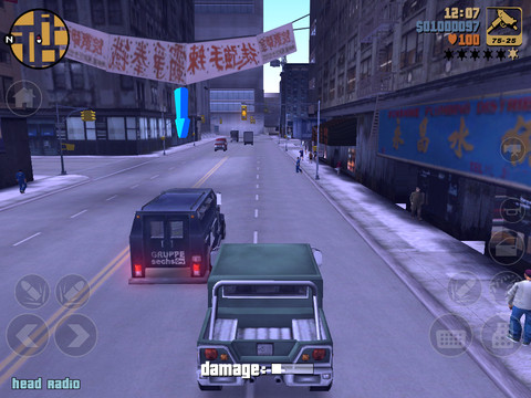 Grand Theft Auto III v1 6 Apk + Mod Unlimited Money + Data