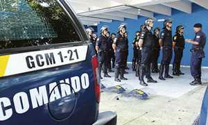 Guarda Civil de São Bernardo passa por capacitação