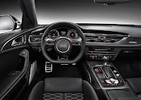 The all-new Audi RS 6 Avant dash