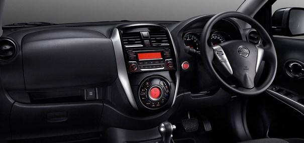 2015 Nissan Almera Manual