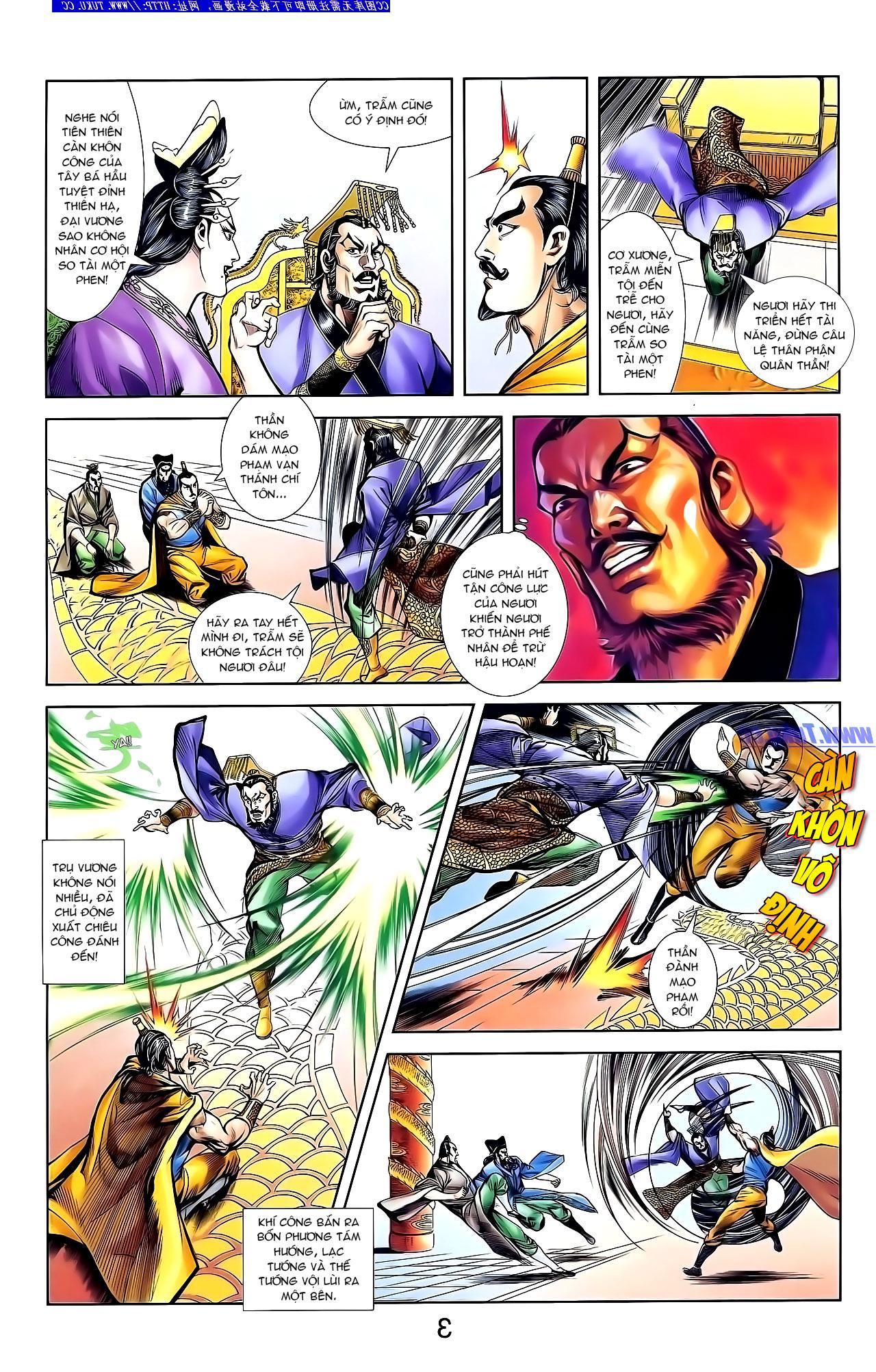 Cơ Phát Khai Chu Bản chapter 132 trang 11