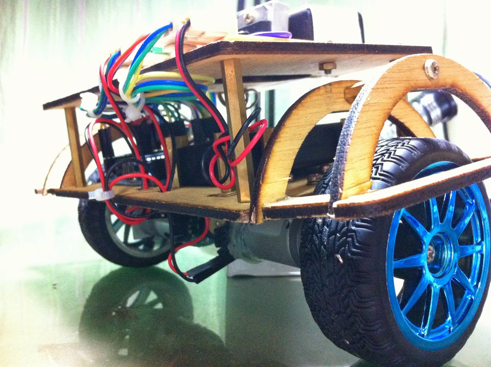 RAPOT: Arduino〈倒單擺 Inverted Pendulum〉(1) 硬體架構
