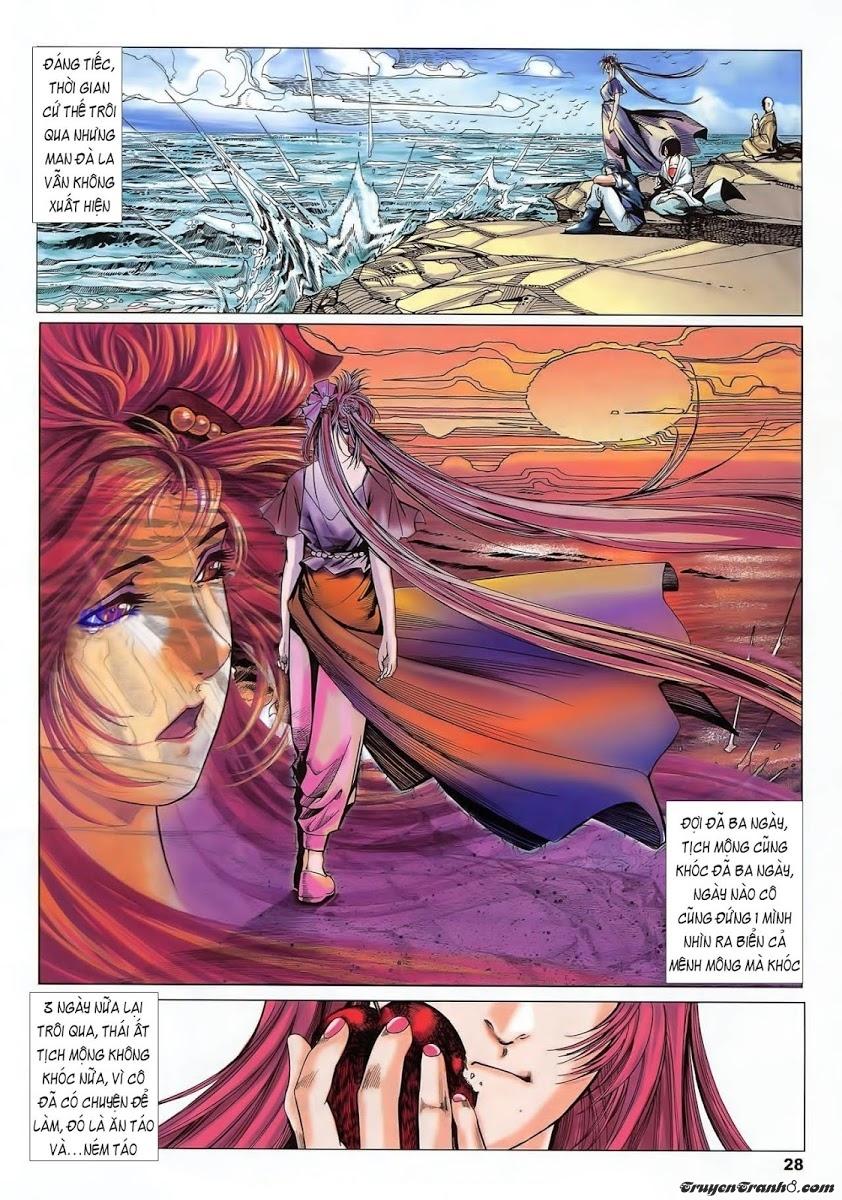 Lục Đạo Thiên Thư chap 19 - Trang 27