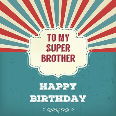 Funny Birthday Wishes | Quotes | Messages and Images for Brother
