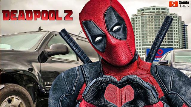 Deadpool 2 İndir – Türkçe Dublaj 1080p full İndir - Sende İndir