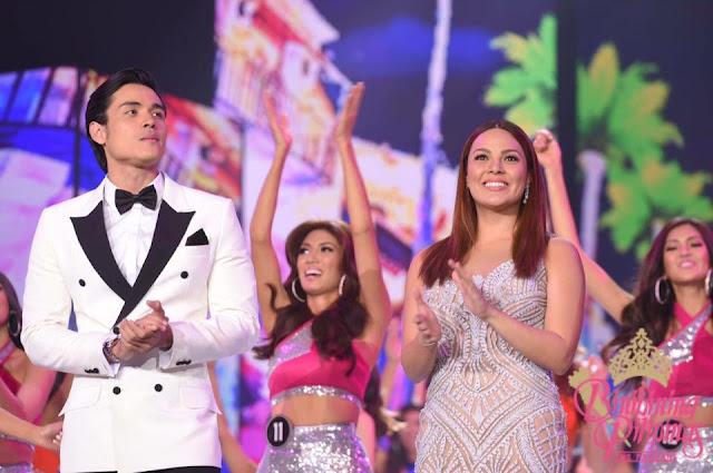 Kapamilya stars Xian Lim and KC Concepcion