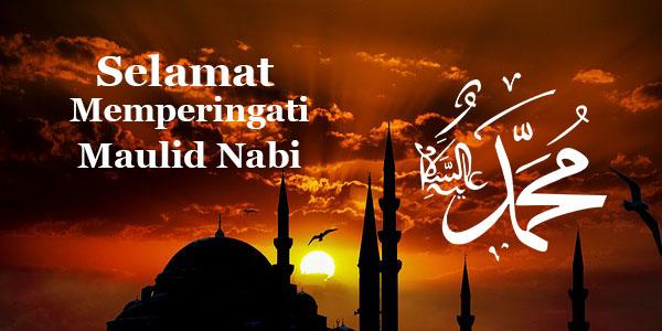 50 Kata Kata Ucapan Selamat Hari Maulid Nabi Muhammad SAW 9 November 2020