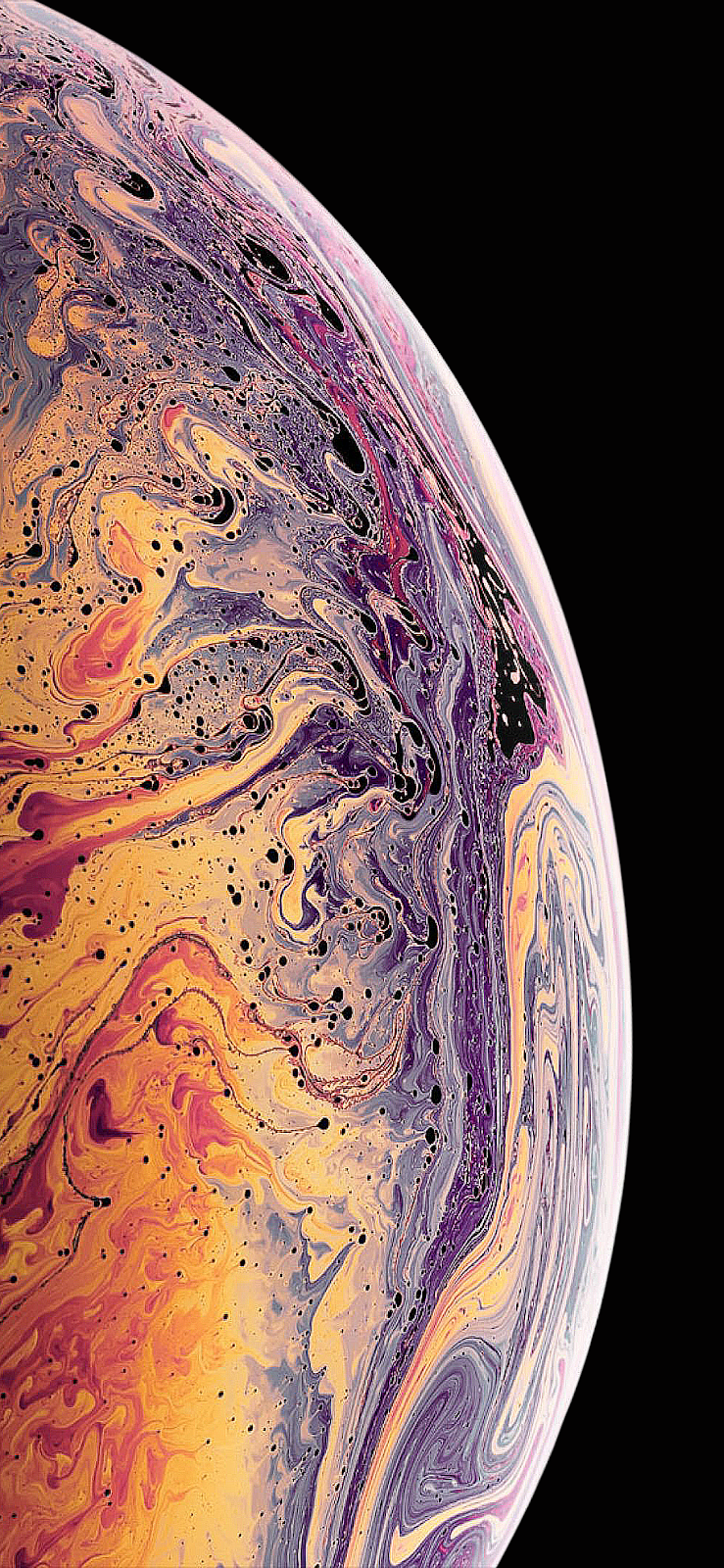 iPhone XS / XS MAX V3/V4 Wallpaper by AR72014