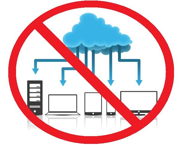 El servicio de almacenamiento en la nube no sirve de mucho y aquí te explico porque