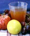 Jus anggur mix buah apel untuk hipertensi