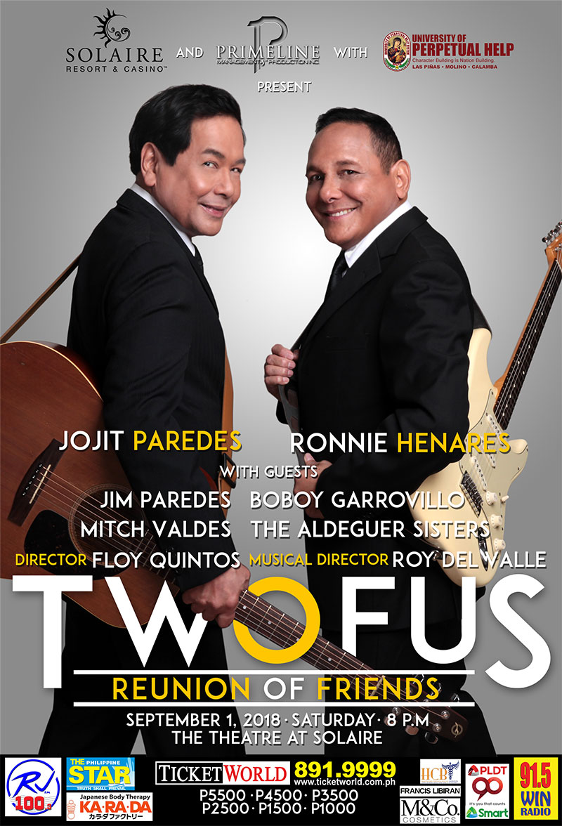 1f074c8b4f2b7 Ronnie Henares and Jojit Paredes are back together in reunion ...