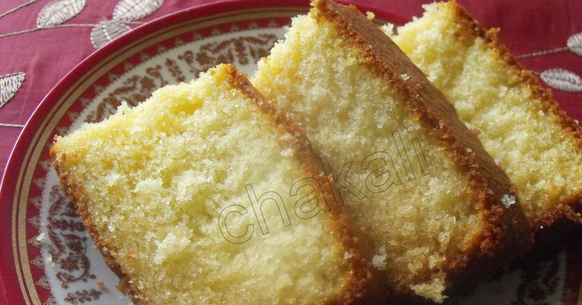Cake Recipes In Marathi Without Oven: Pineapple Flavored Sponge Cake