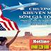 Khuyến mãi giá máy bay vé đi Mỹ của hãng Korean Air Khời hành từ hà Nội