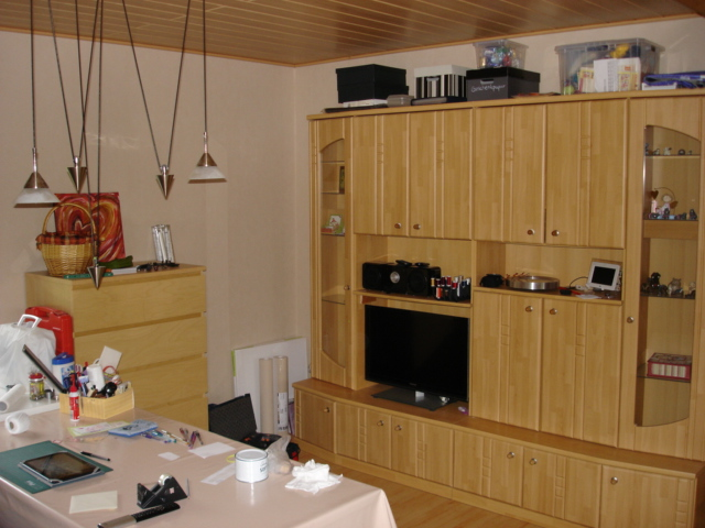 katevis kreativecke mein neues bastelreich. Black Bedroom Furniture Sets. Home Design Ideas