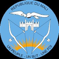Logo Gambar Lambang Simbol Negara Mali PNG JPG ukuran 200 px