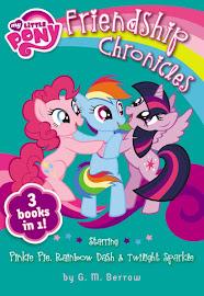 MLP Friendship Chronicles Book Media