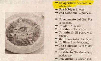 anchoas con salmonela humor fail