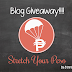 My First Blog Giveaway | 100th Post