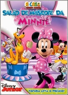 A Casa do Mickey Mouse – Salão de Mascote da Minnie
