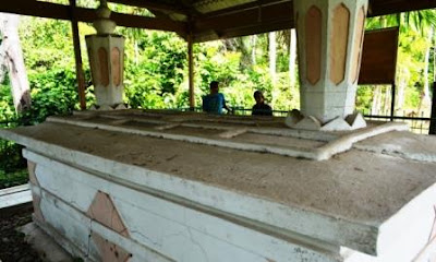 Foto Makam Raja Aceh Aceh Besar
