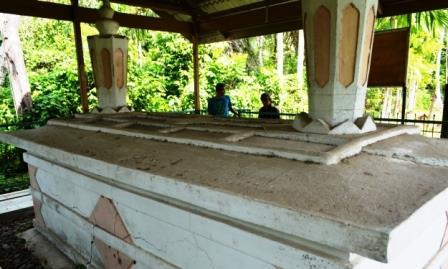 Makam Raja Aceh ke -34 di Tumbo Baro, Aceh Besar