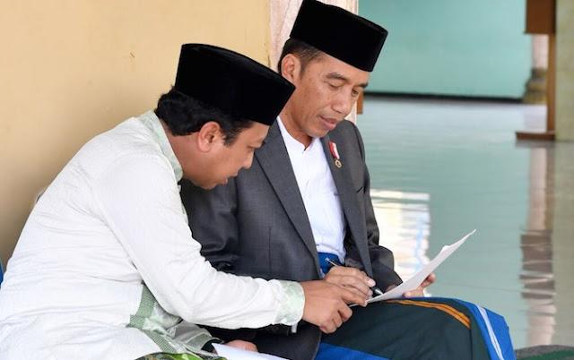 Rommy Kena OTT, Jokowi Bakal Sulit Reborn