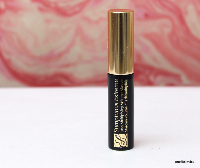 One Little Vice Beauty Blog: Luxury Volumising Mascara review