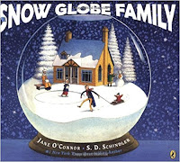 The Snow Globe Family book, www.justteachy.com