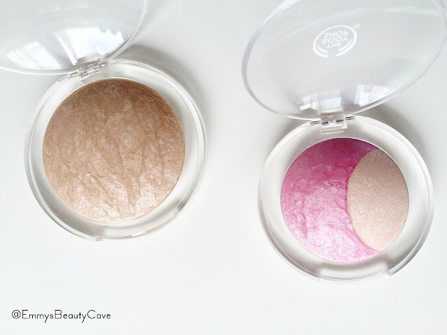 Body Shop Baked Blush in Petal