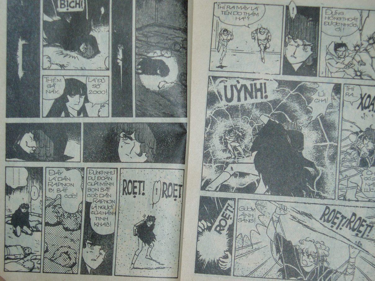 Siêu nhân Locke vol 08 trang 23