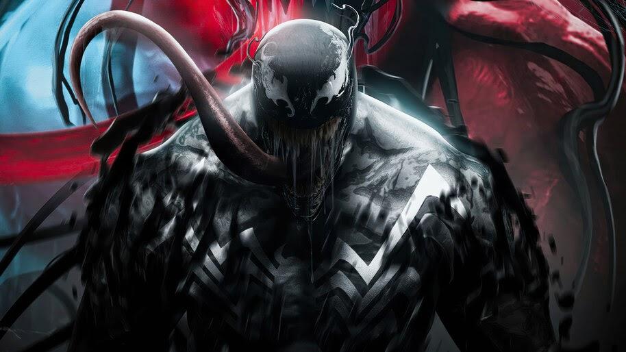 Venom, Marvel, Anti Hero, 4K, #6.2154