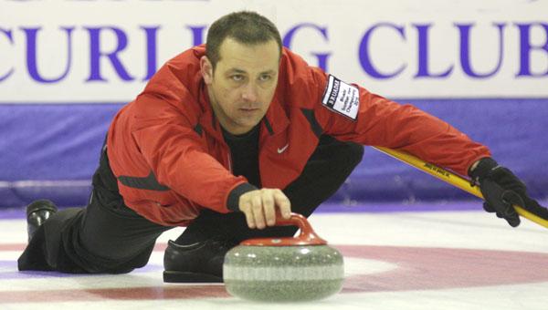 Skip Cottage Curling Bruadar Draw 6