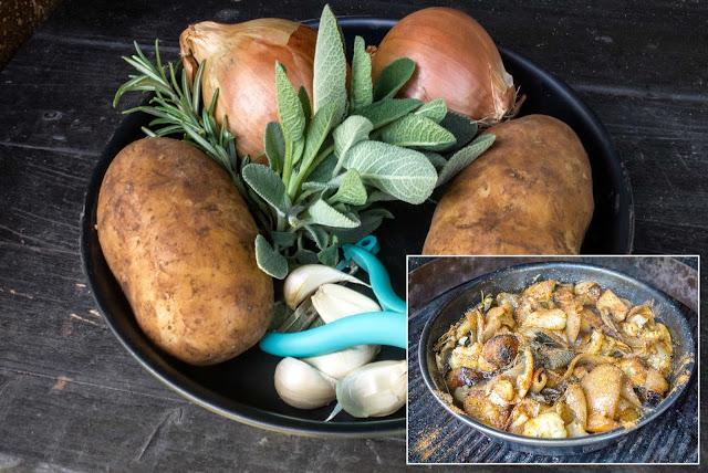 zuppone di patate